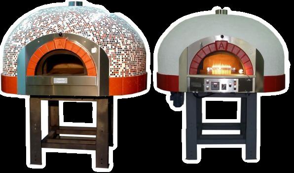 Bruciatori a pellet per forni pizza e panifici for Forno per pizza a gas