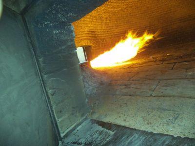 Video bruciatore forno pane casa del bruciatore for Bruciatore a pellet per forno